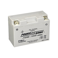 Power Sonic PT9B-4 12v 100ccA 8ahr Activated AGM Motorbike Battery