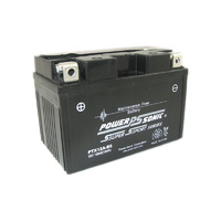Power Sonic PTX12A-BS 12v 140ccA 10ahr Sealed AGM Motorbike Battery (YT12A-BS)
