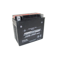 Power Sonic PTX14-BS 12v 200ccA 12ahr Sealed AGM Motorbike Battery (YTX14-BS)