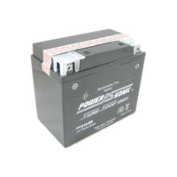 Power Sonic PTX19-BS 12v 270ccA 19ahr Sealed AGM Motorbike Battery (CTX19-BS)