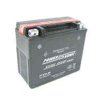 Power Sonic PTX20-BS 12v 250ccA 18ahr Sealed AGM Motorbike Battery (YTX20-BS)