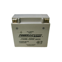 Power Sonic PTX20HLBS-FS 12v 310ccA 20ahr Activated AGM Motorbike Battery