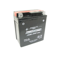 Power Sonic PTX7L-BS 12v 85ccA 6ahr Sealed AGM Motorbike Battery (YTX7L-BS)