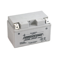 Power Sonic PTZ10S 12v 130ccA 8.5ahr Activated AGM Motorbike Battery