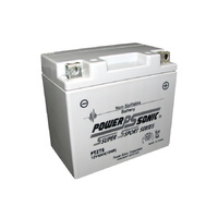 Power Sonic PTZ7S 12v 85ccA 6ahr Activated AGM Motorbike Battery (TTZ7S)