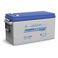 Power Sonic 12v 214ahr Deep Cycle Sealed AGM Battery