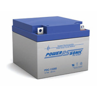 Power Sonic 12v 28ahr Deep Cycle Sealed AGM Battery