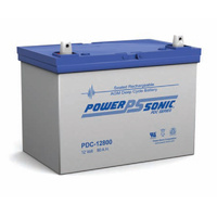 Power Sonic 12v 80.4ahr Deep Cycle Sealed AGM Battery