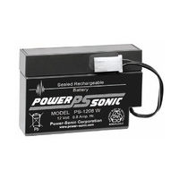 Power Sonic 12v 0.8ahr Sealed AGM Battery