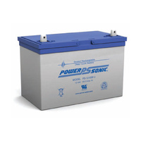 Power Sonic 12v 100ahr Sealed AGM Battery