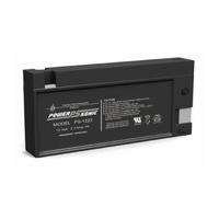 Power Sonic 12v 2.3ahr Sealed AGM Battery