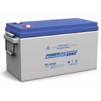 Power Sonic 12v 260ahr Sealed AGM Battery