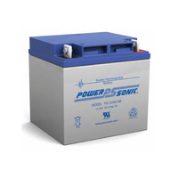 Power Sonic 12v 40ahr Sealed AGM Battery
