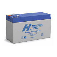 Power Sonic 12v 8.5ahr High Discharge Sealed AGM Battery