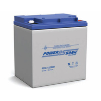 Power Sonic 12v 25.7ahr Deep Cycle Sealed AGM Battery