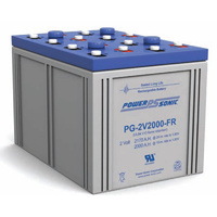 Power Sonic 2v 2170ahr Long Life Sealed AGM Battery