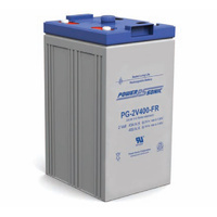 Power Sonic 2v 434ahr Long Life Sealed AGM Battery