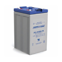 Power Sonic 2v 540ahr Long Life Sealed AGM Battery