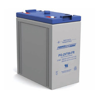 Power Sonic 2v 784ahr Long Life Sealed AGM Battery