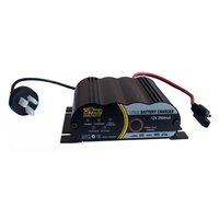 Power Train 3 Stage 12v 2.5a Battery Charger