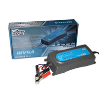 Power Train 12v 6a 7 Stage All Round Everyday Battery Charger