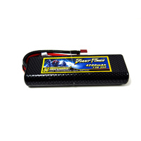 RC Car 7.4v Lipo and Standard AC Lipo Battery Charger Package