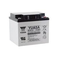 Yuasa 12v 50ahr AGM Deep Cycle Battery