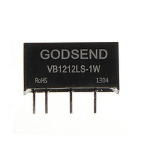 Isolated DC-DC 12v 1w Voltage Regulator Module