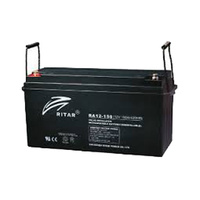 Ritar 12v 150ahr AGM Deep Cycle Lead Acid Battery