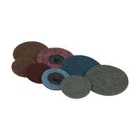 3M Roloc Surface Conditioning Disc Medium 76mm Maroon