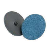 3M Roloc 988R Abrasive Disc 50mm Blue P80