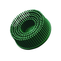 3M Roloc Abrasive Bristle Disc 76mm Green P50