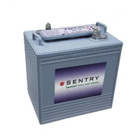 Sentry 6v 225ah Deep Cycle Battery