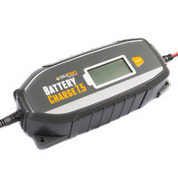 BMPRO 12v 7.5a Lead Acid and LiFePO4 Battery Charger