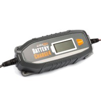 BMPRO 12v 4a Lead Acid and LiFePO4 Battery Charger