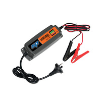 SP Tools 12v 4a 5 Stage Lead Acid Smart Charger