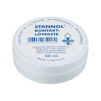Stannol Contact Soldering Paste (50gm)