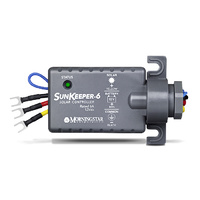 Morningstar SunKeeper PWM 12v 6a Junction Box Mounted Solar Controller