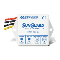 Morningstar SunGuard PWM 12v 4.5a Solar Controller