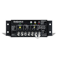 Morningstar SunSaver 4 Stage 12v 6a PMW Solar Controller with LVD