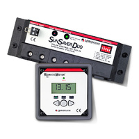 Morningstar SunSaver DUO 4 Stage 12v 25a PWM Dual Battery Solar Controller