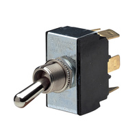 Heavy Duty  Toggle Switch DPDT On/On