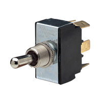 Heavy Duty Toggle Switch DPDT On/Off/On