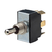 Heavy Duty Momentary Toggle Switch DPDT On/Off/On