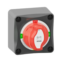 Battery Isolator Switch with AFD - 4 Position