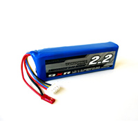 Turnigy Protected Transmitter Battery 3s 11.1v 2200mah (9XR)