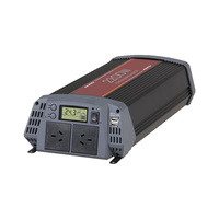 2200w 24v Pure Sinewave Inverter with 30a Solar Regulator