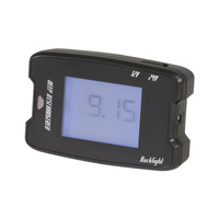 12v and 24v Voltage and Battery Tester for Vehicles and Boats