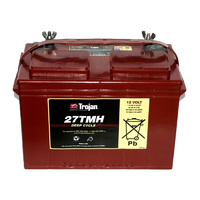 Trojan 12v 115ahr Flooded Deep Cycle Lead Acid Battery (27TMH)