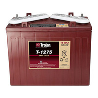 Trojan 12v 150ahr Flooded Deep Cycle Lead Acid Battery (T1275)